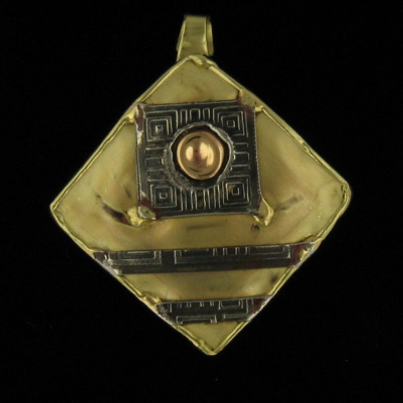 P165 Pendant-Creative Copper-Renee Taylor Gallery