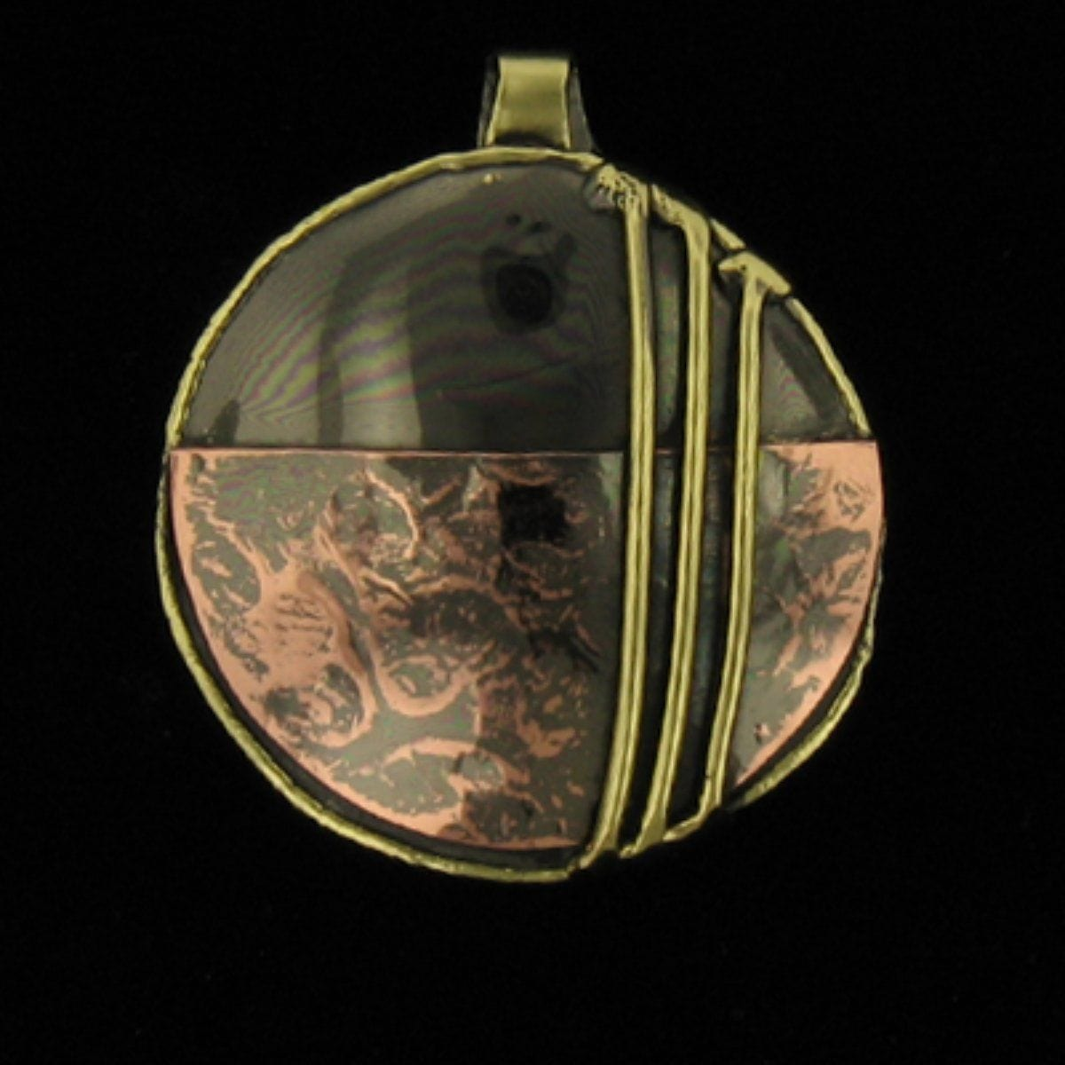 P190 Pendant-Creative Copper-Renee Taylor Gallery