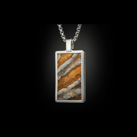 Mammoth Pinnacle Necklace - P43 MT BR-William Henry-Renee Taylor Gallery