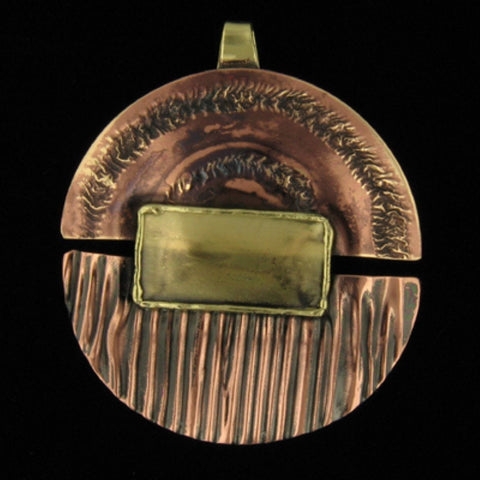 P523a Pendant-Creative Copper-Renee Taylor Gallery