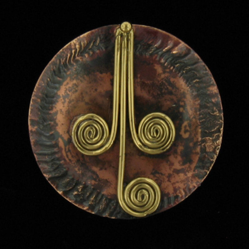 P824 Pendant-Creative Copper-Renee Taylor Gallery