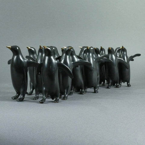 """Penguin Group (x20)"" - Loet Vanderveen"