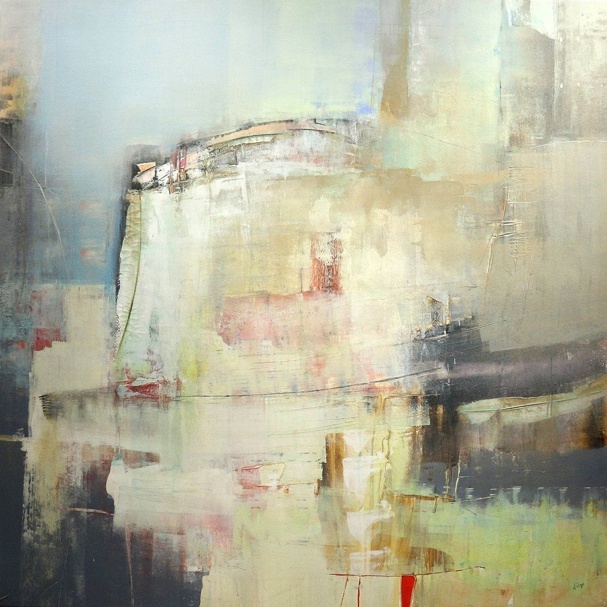 """Penumbra""-Nancy Ngo-Renee Taylor Gallery"
