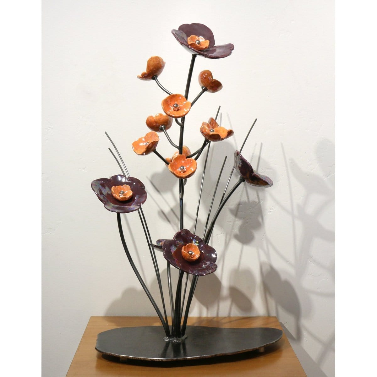 """Perfect Pansies""-Jutta Golas-Renee Taylor Gallery"