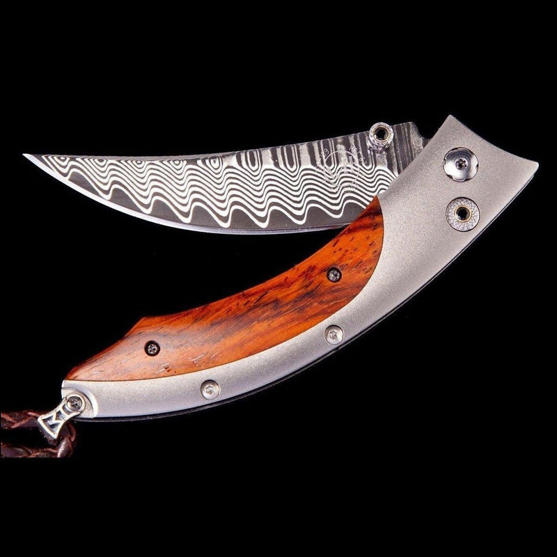 Persian Spinnaker Limited Edition Knife - B11 SPINNAKER-William Henry-Renee Taylor Gallery
