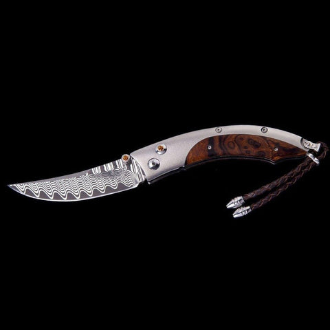 Persian TIW Limited Edition Knife - B11 TIW-William Henry-Renee Taylor Gallery