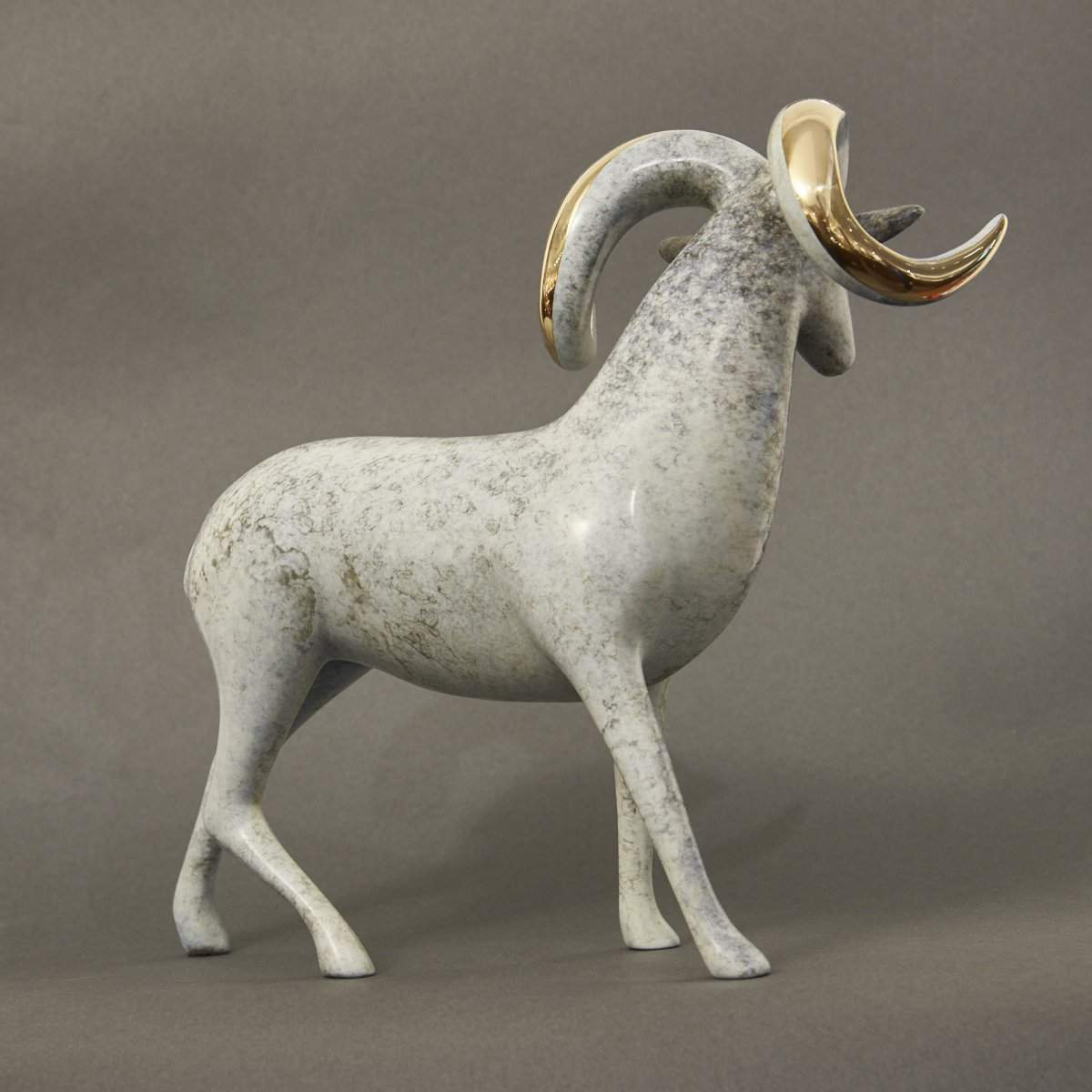 """Regal Ram""-Loet Vanderveen-Renee Taylor Gallery"