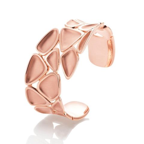 Rose Gold Plated Sterling Silver Bracelet - 54/00848 - Breuning