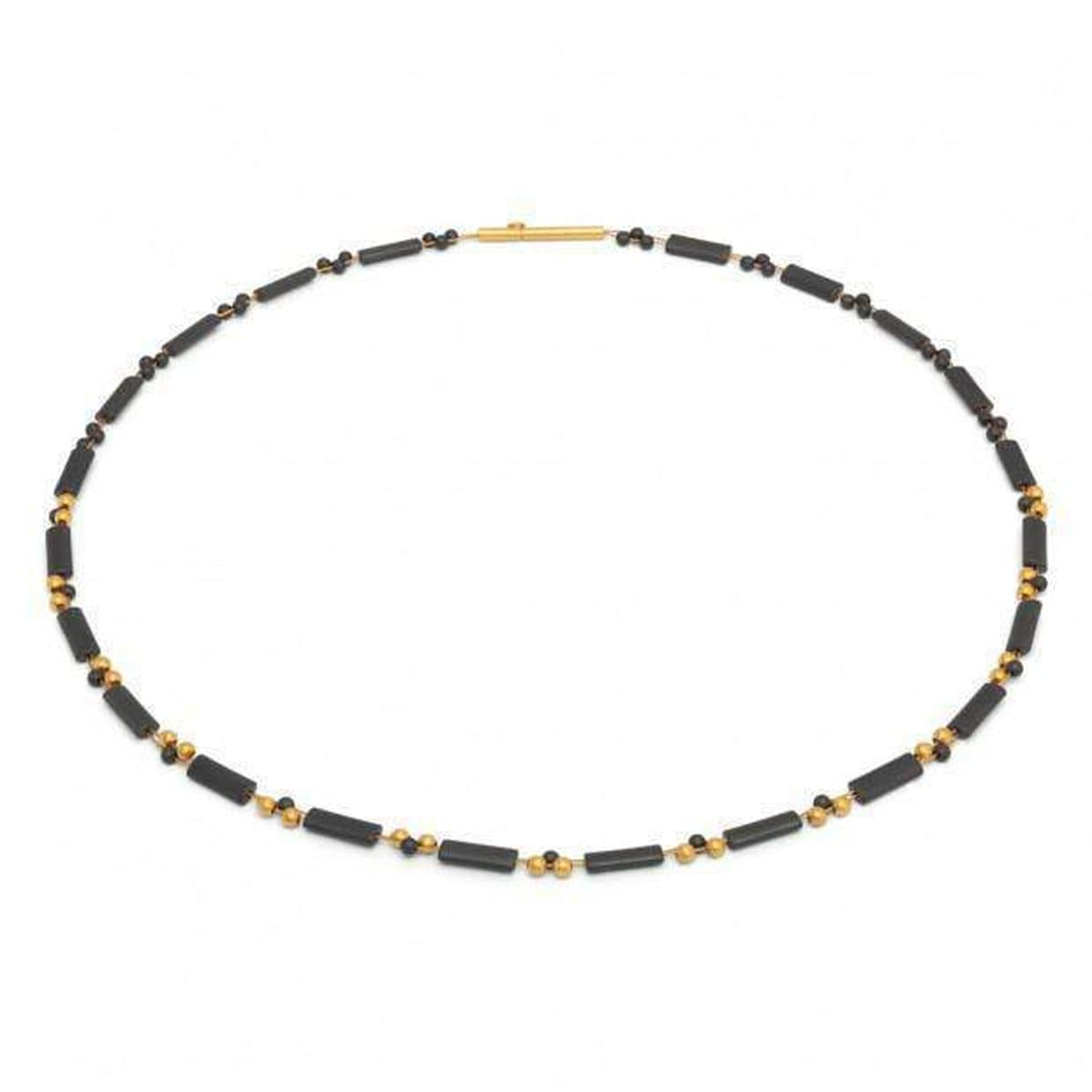 Rigoletti Hematine Necklace - 85216276-Bernd Wolf-Renee Taylor Gallery