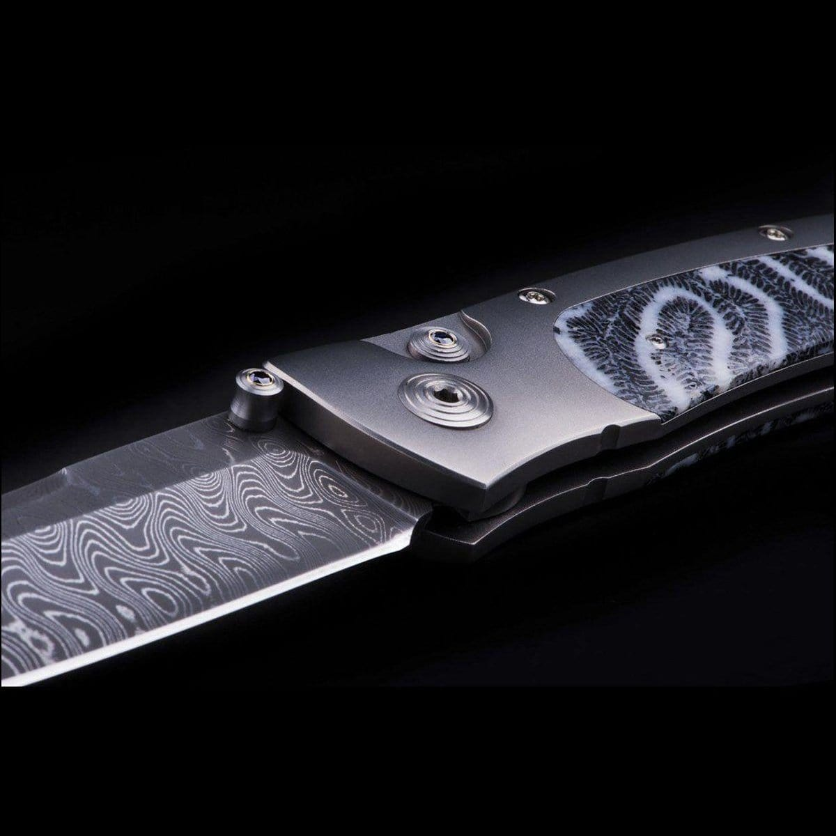 Rogue Marlin Limited Edition Knife - C15 MARLIN - William Henry