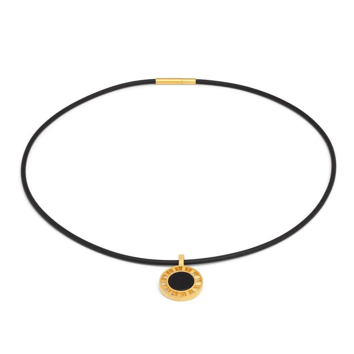Roundabout Onyx Necklace - 85375806
