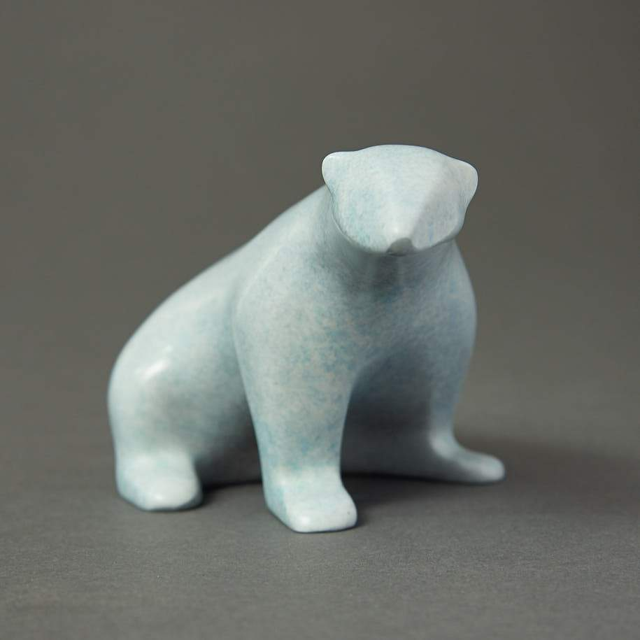"""Small Polar Bear"" - Loet Vanderveen"
