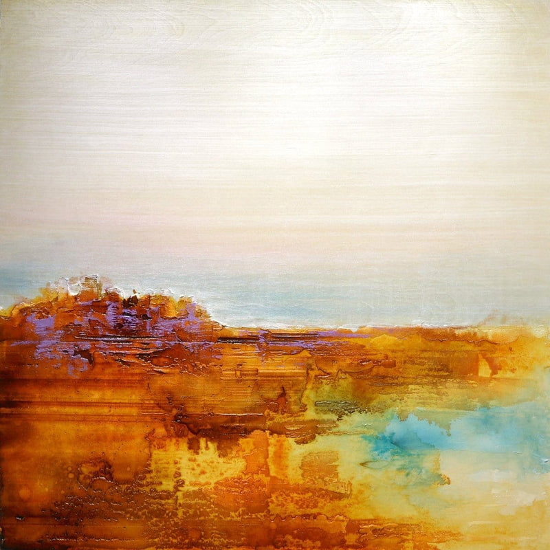 """Southwest Horizon III""-Dennis Smith Carney-Renee Taylor Gallery"