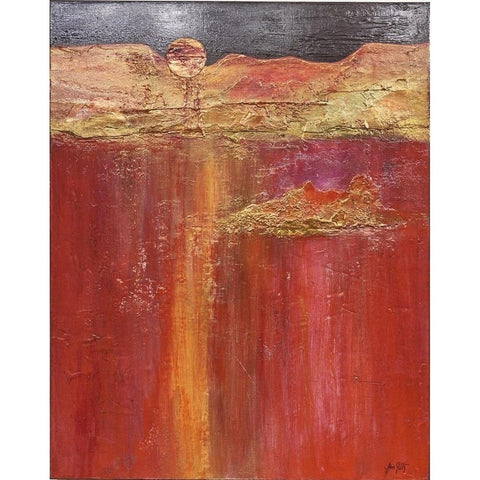 """Southwest Landscape""-Jan Sitts-Renee Taylor Gallery"