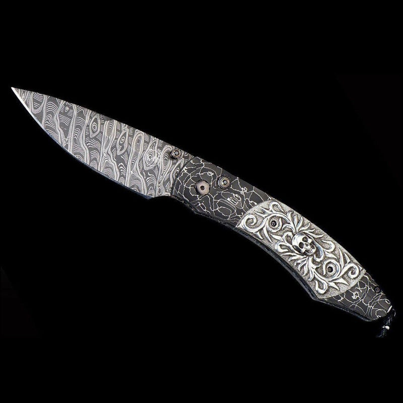 Spearpoint Inferno Limited Edition Knife - B12 INFERNO-William Henry-Renee Taylor Gallery