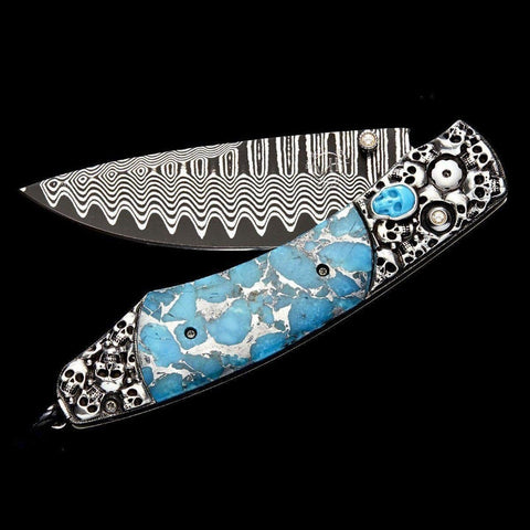 Spearpoint Jerome Limited Edition Knife - B12 JEROME-William Henry-Renee Taylor Gallery