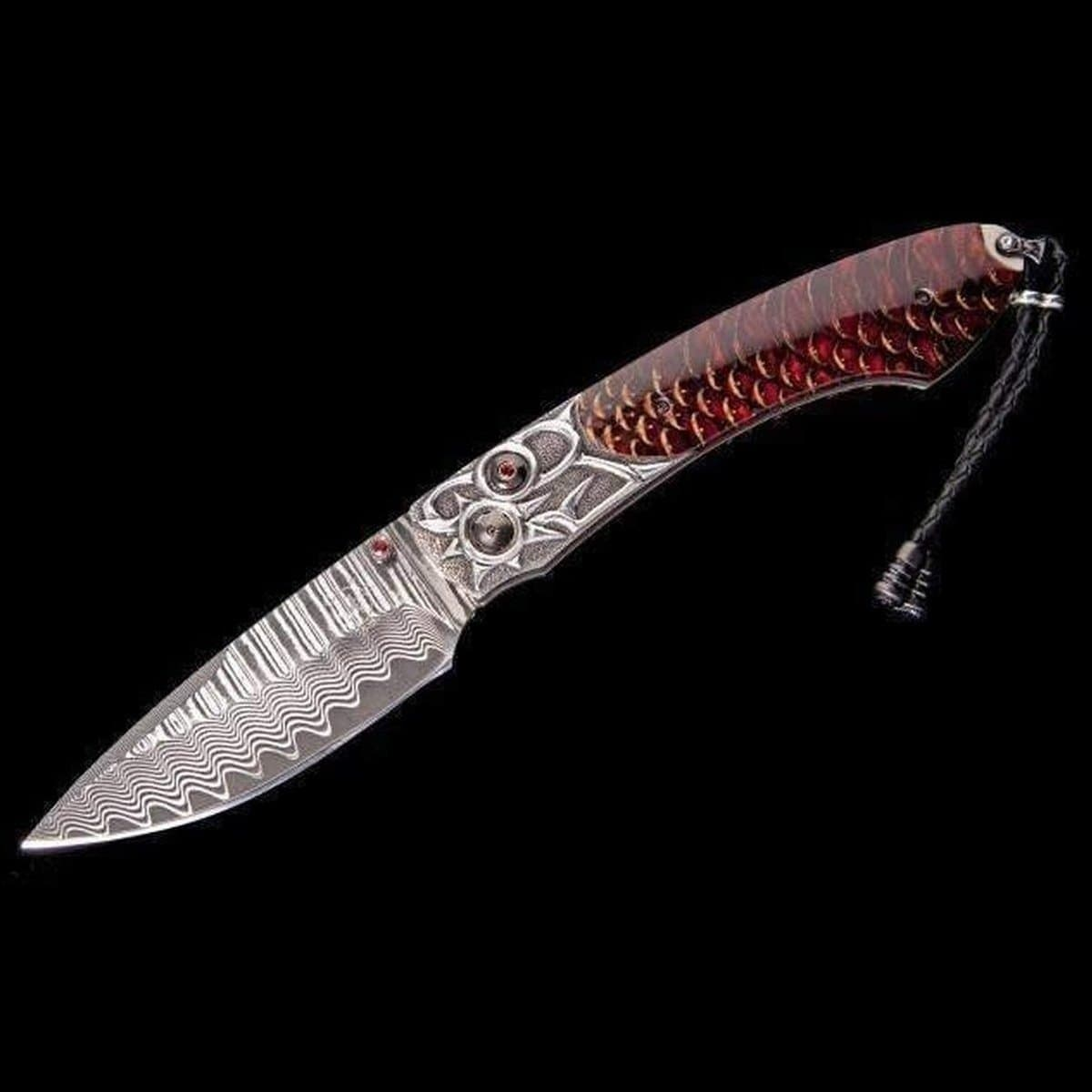 Spearpoint Red Lodge Limited Edition Knife - B12 Red Lodge-William Henry-Renee Taylor Gallery