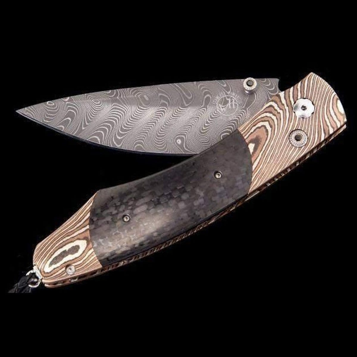 Spearpoint Shale Limited Edition Knife - B12 SHALE-William Henry-Renee Taylor Gallery