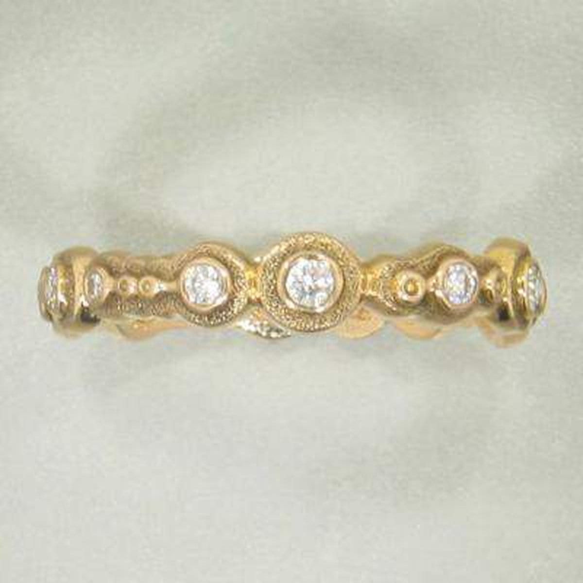 Submarine Rose Gold Band - R-170RD-Alex Sepkus-Renee Taylor Gallery