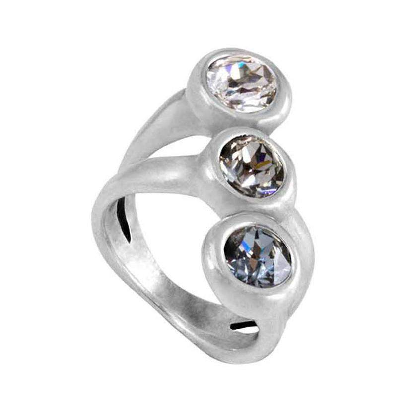 Super Ego Ring - ANI0453GRSCRS