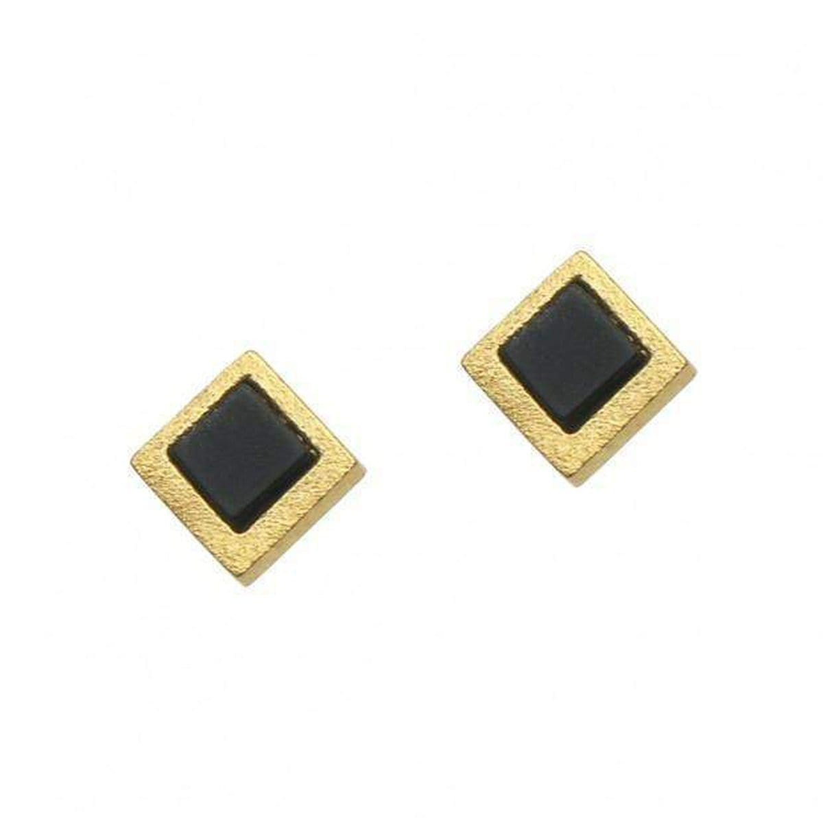 Tabis Onyx Earrings - 19520896-Bernd Wolf-Renee Taylor Gallery