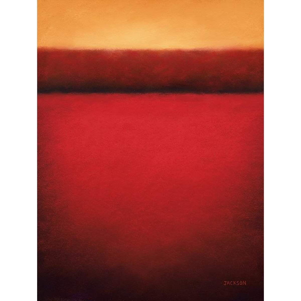 """The Red Earth""-Christopher Jackson-Renee Taylor Gallery"