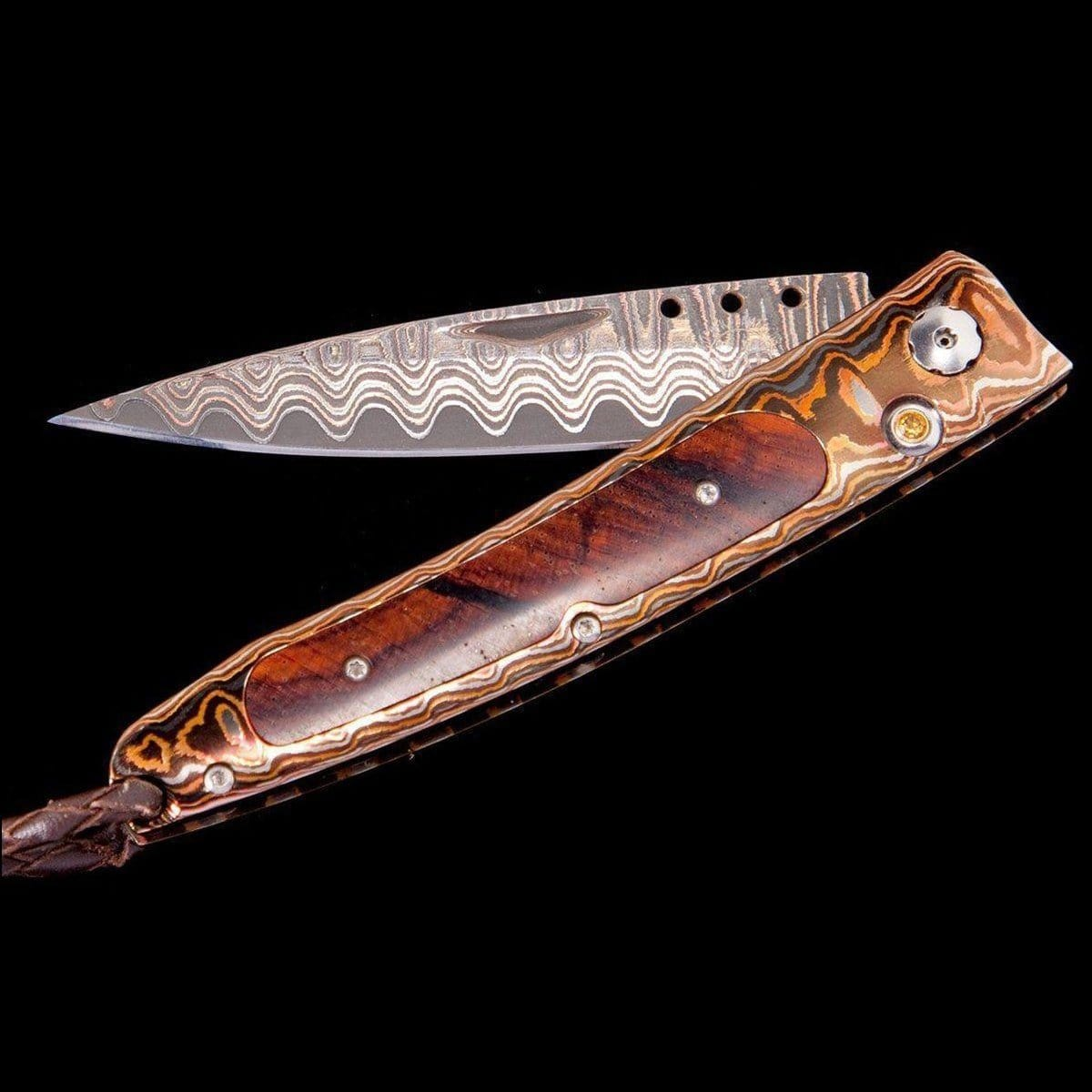 Ventana Prescott Limited Edition Knife - B06 PRESCOTT - William Henry