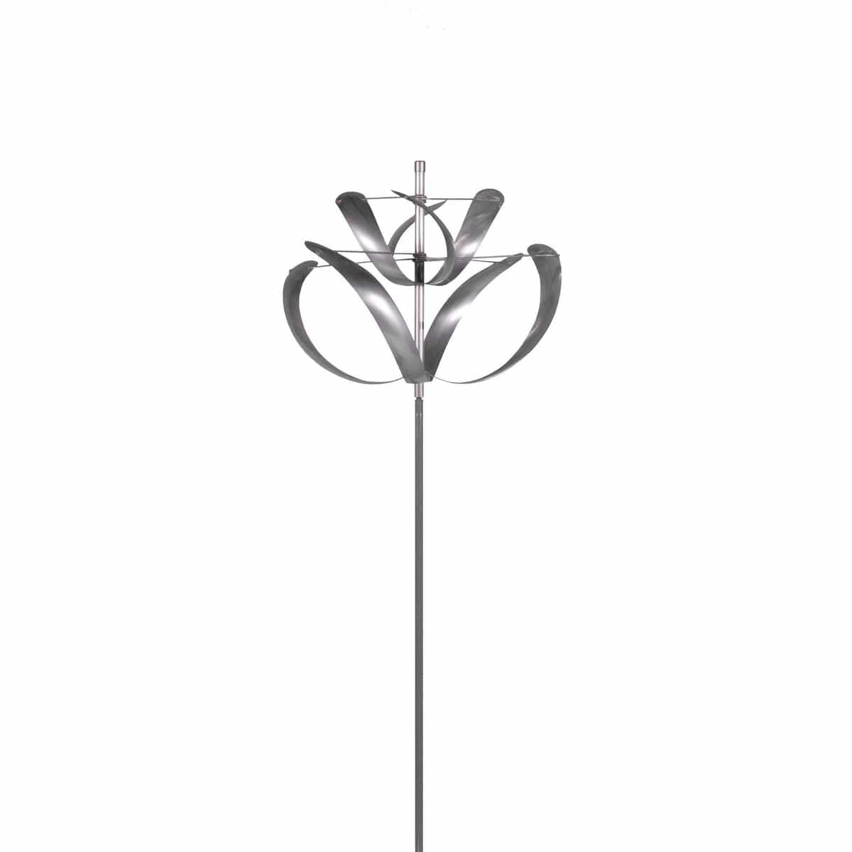 Windflower - Stainless Steel