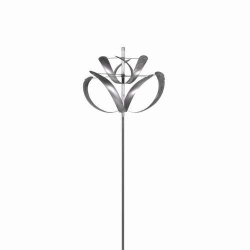 Windflower - Stainless Steel-Lyman Whitaker-Renee Taylor Gallery