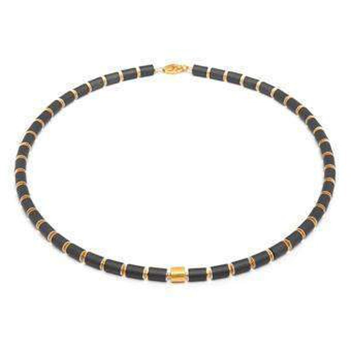 Wiruna Hematine Necklace - 84463276