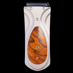 Zurich Beech Limited Edition Money Clip - M3 BEECH-William Henry-Renee Taylor Gallery