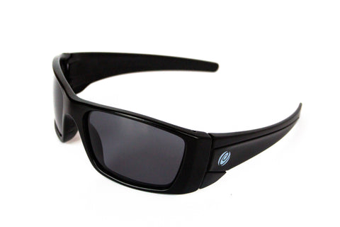 The Laguna- Floating Sunglasses Black Frame