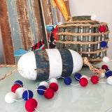 Felt Ball Garland - Ahoy French Fry Accessories Winston + Grace