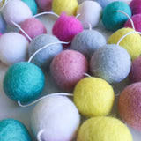 Felt Ball Garland - Candy Crush Accessories Winston + Grace