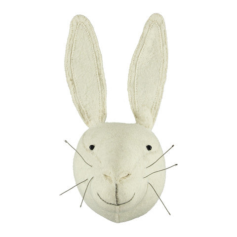 Fiona Walker Felt Animal Head - The Rabbit  Winston + Grace