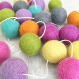 Felt Ball Garland - Fruit Loops Accessories Winston + Grace