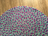 Felt Ball Rug - GrapeVine  Winston + Grace