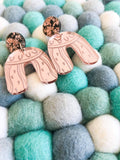 Felt Ball Mini Mat (trivet) - King Neptune  Winston + Grace