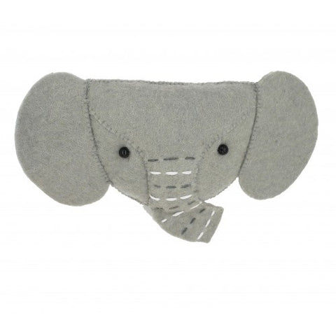 Elephant Wall Mask