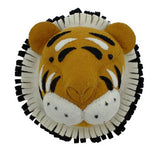 Fiona Walker Felt Animal Head - The Tiger  Winston + Grace