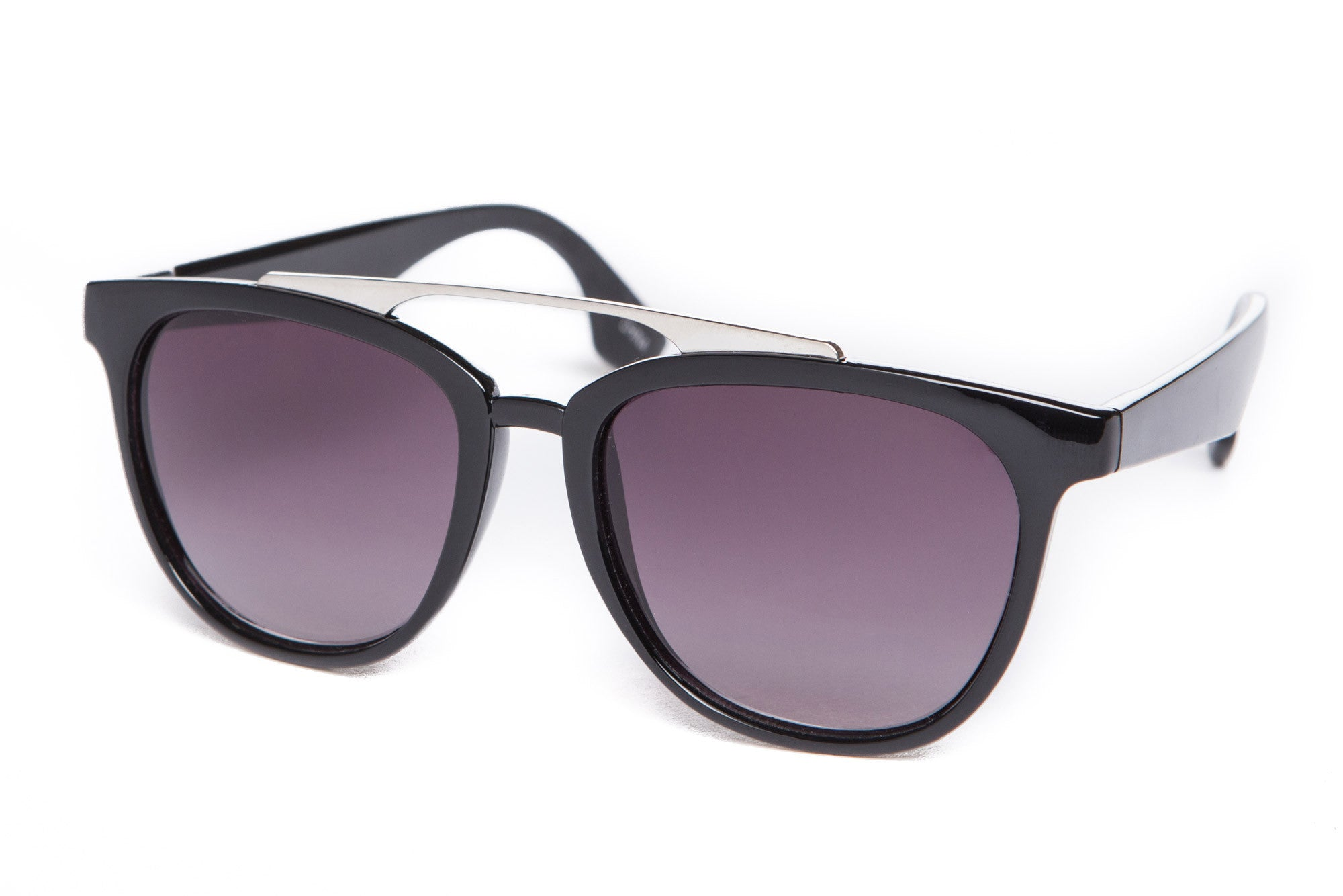 Bandit Mix Metal Wayfarer Sunglasses