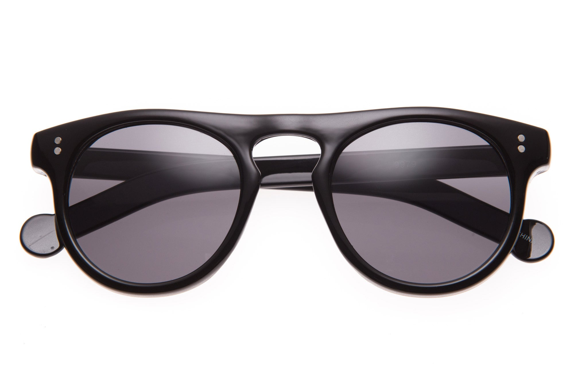Carmen Rounded Bridge Sunglasses
