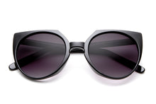 Charmaine Round Cat Eye Sunglasses