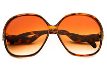 Colette Retro Oversized Sunglasses