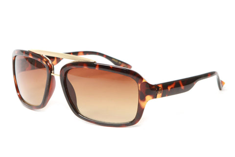 Cristo Square Aviator Sunglasses