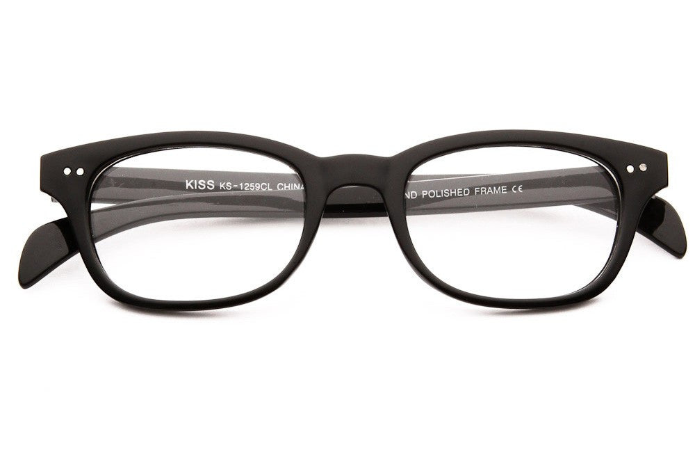 Equation Clear Lens Glasses