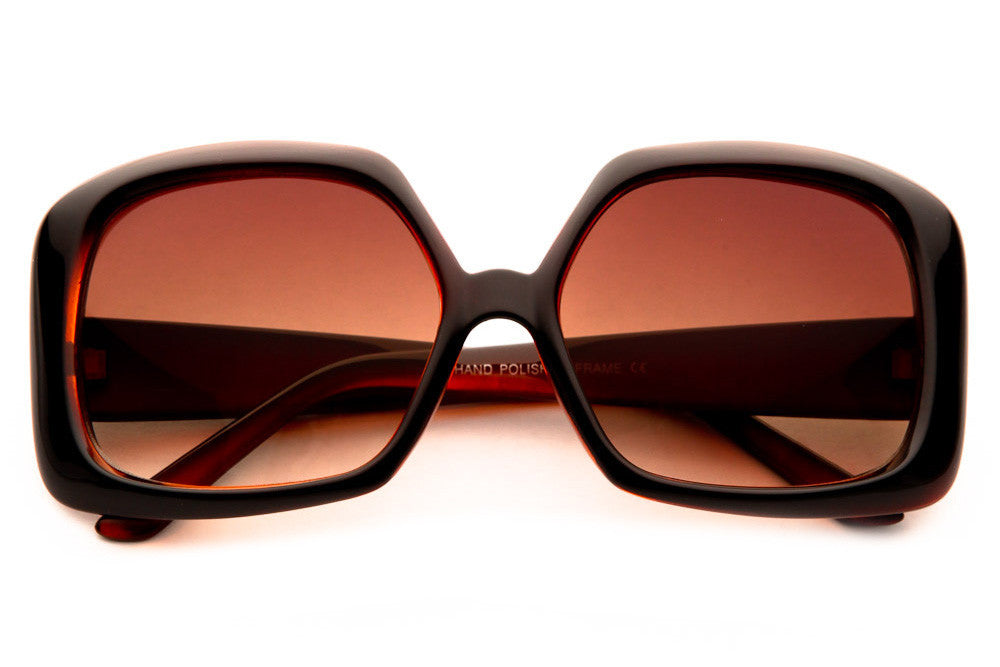 Farrah Square Oversized Sunglasses