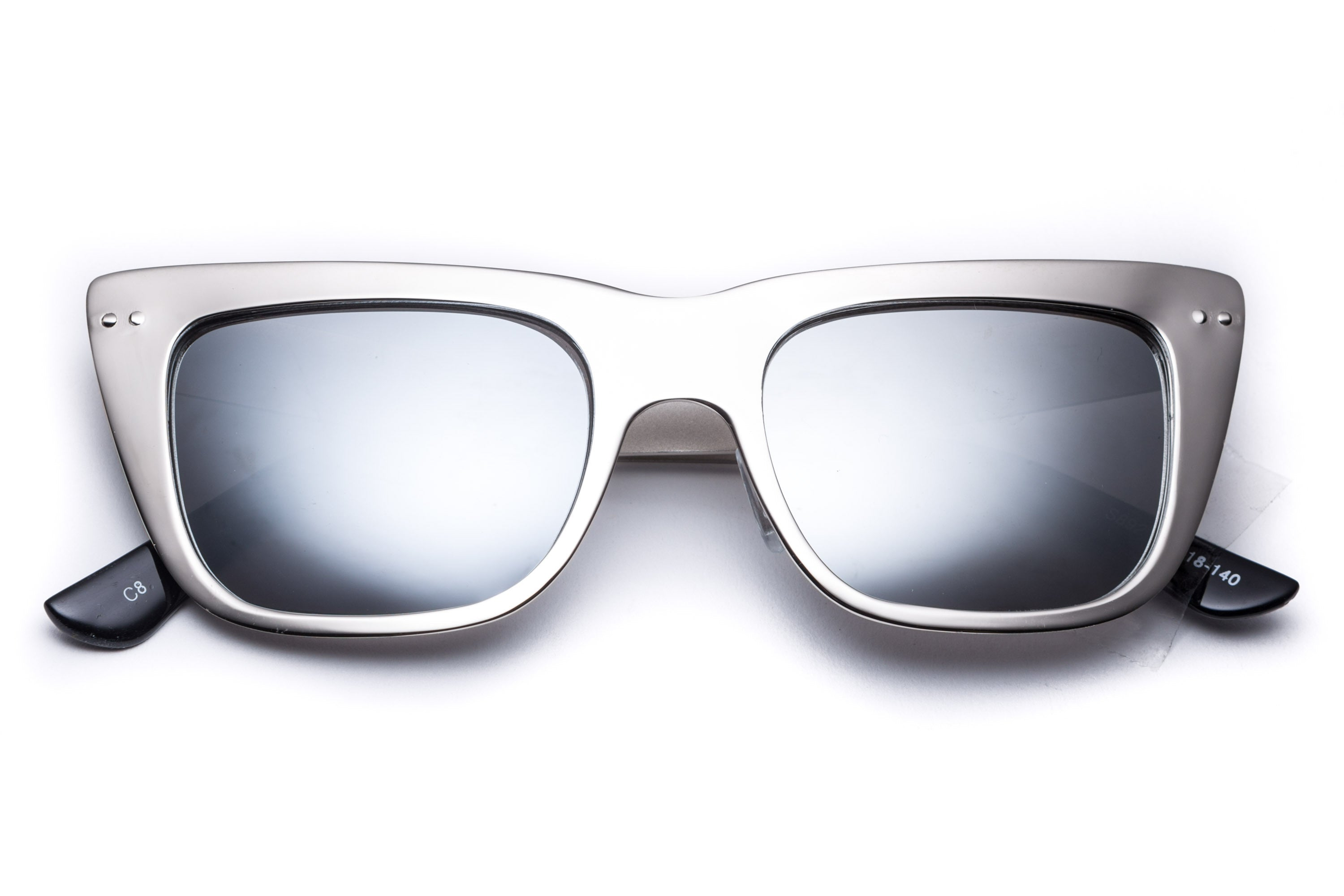 Milo Pointer Metal Sunglasses