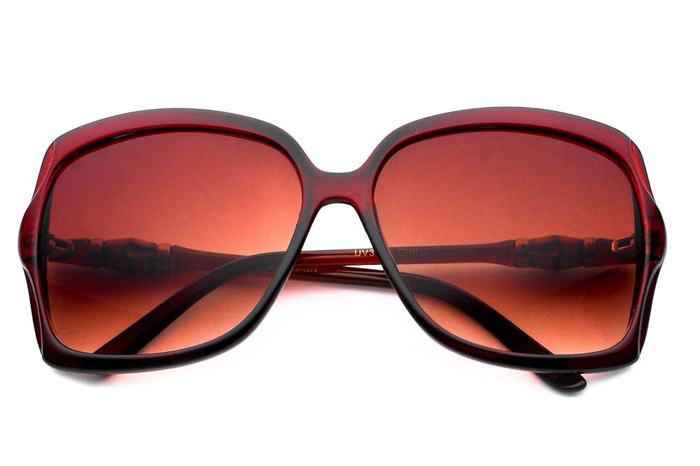 Nouvelle Oversized Butterfly Sunglasses