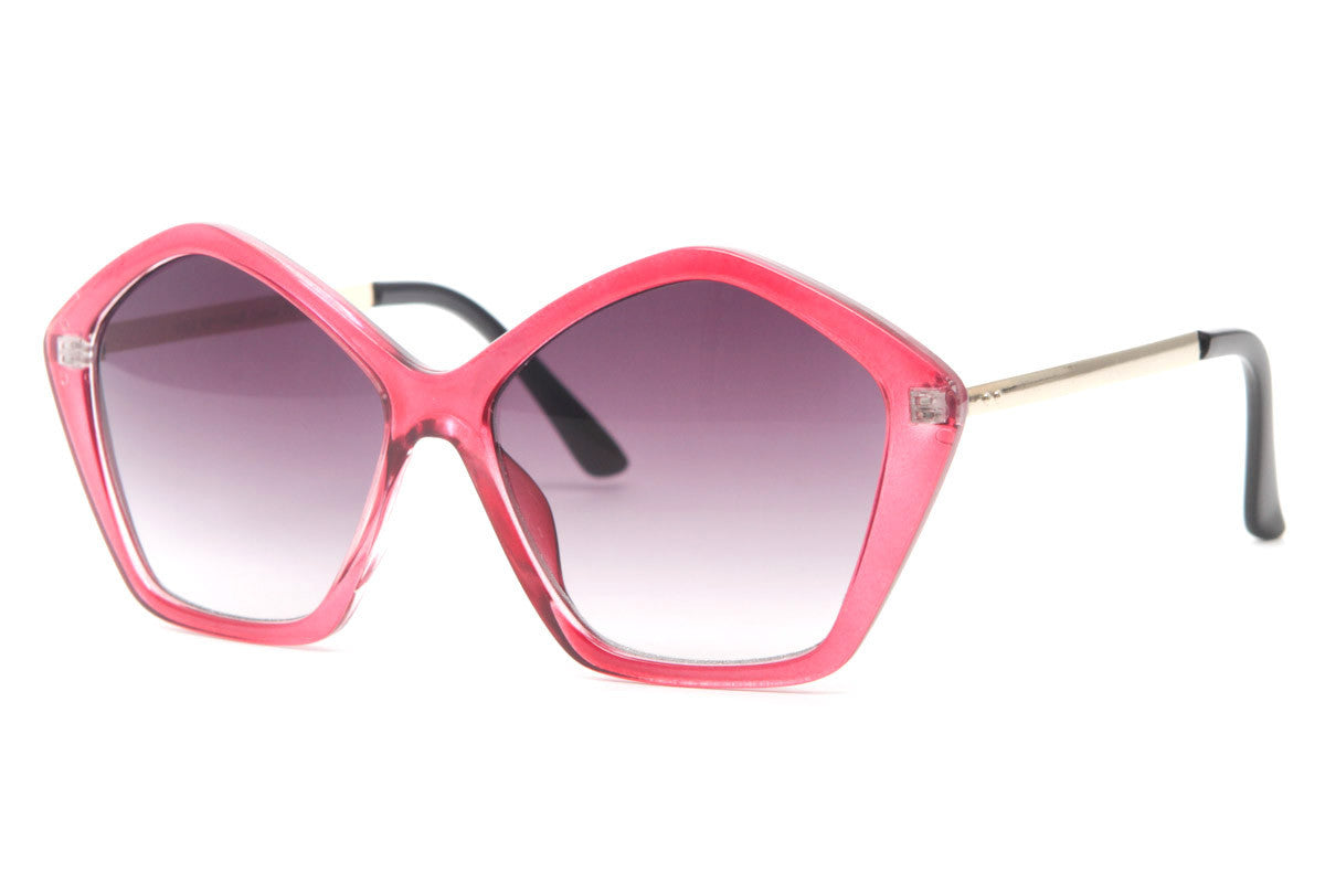 Penta Women's Modern Colored Sunglasses